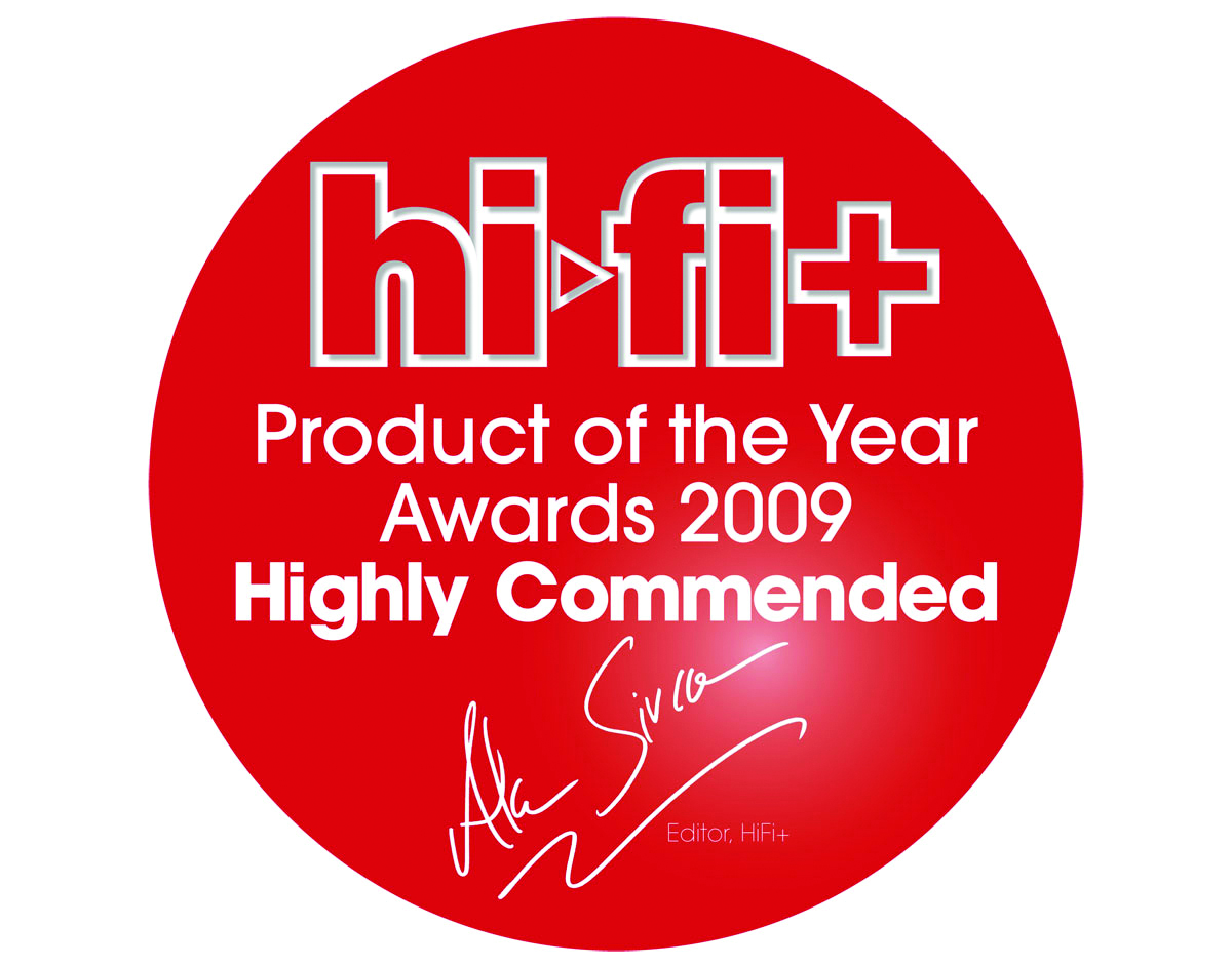 Hi Fi Plus Product Of The Year 2009