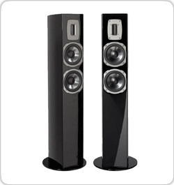 Floorstanding-speakers