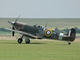 Spitfire-Grounded
