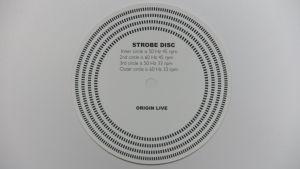 Origin Live Speed Strobe