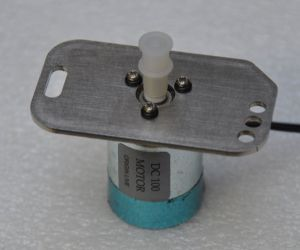 DC100 Motor Alone (includes pulley)