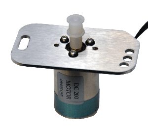 DC200 Motor Alone (LSC Only, Includes Pulley)