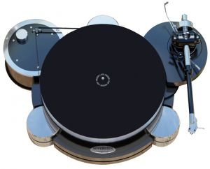 Sovereign Turntable MK4 (includes upgrade transformer)