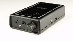 Voyager Portable - Headphone amplifier - GSP Audio (angle view)