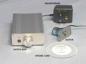 Turntable-motor-DC-motor-kit-Turntable-power-supply