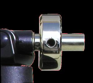 Rega Modification  Spare Counterweight