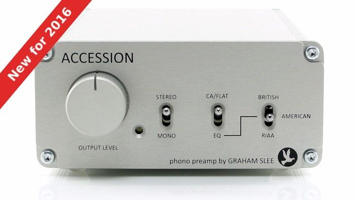 GSP Audio - Accession M Phono Stage