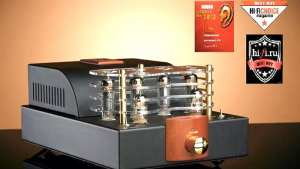 Puresound A10 Integrated Valve Amplifier