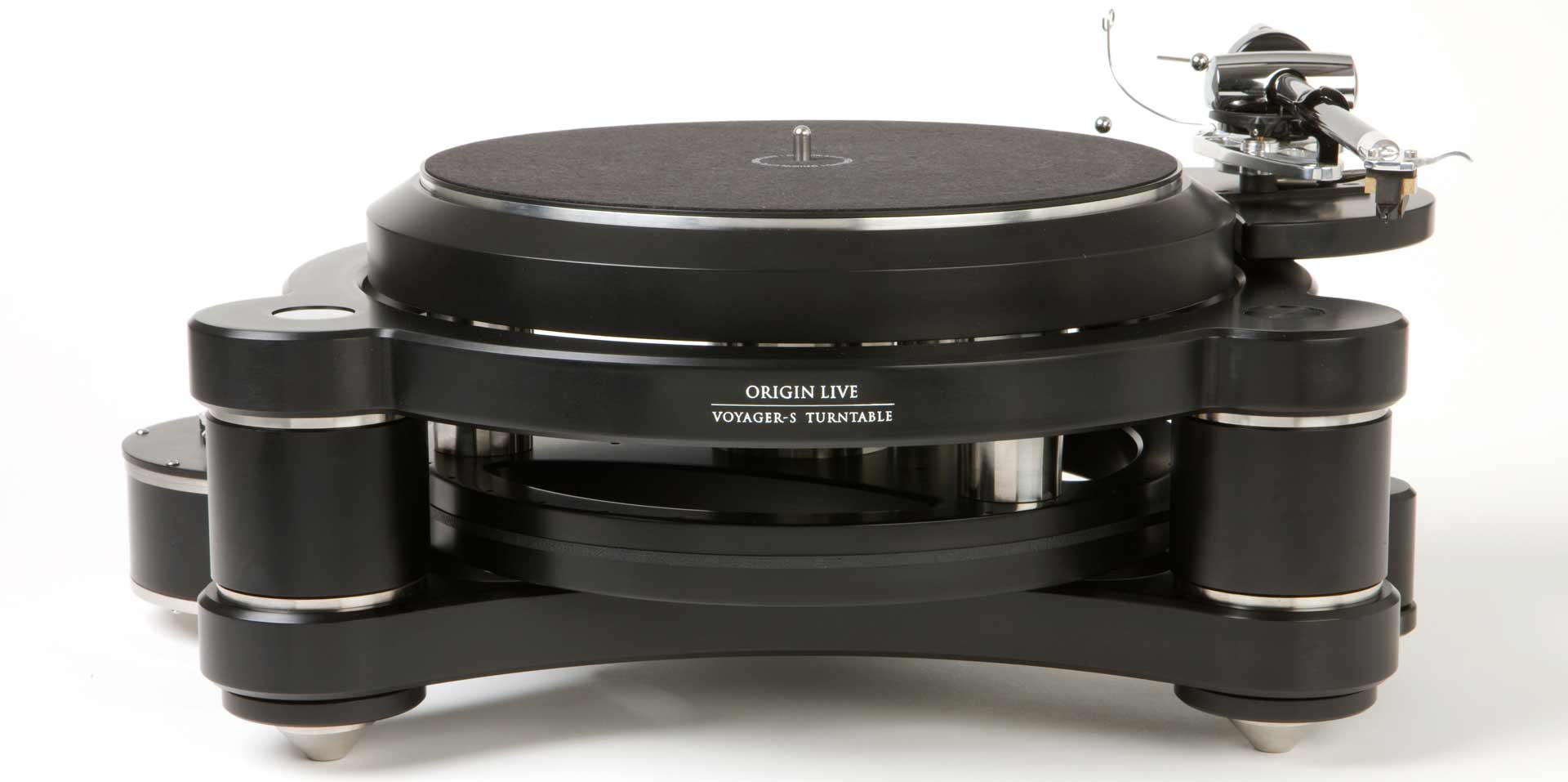 Voyager Turntable High End Design By Origin Live