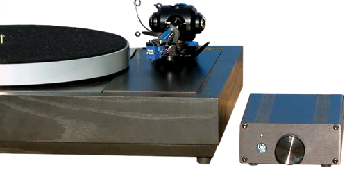 Turntable motor and power supply upgrade kit