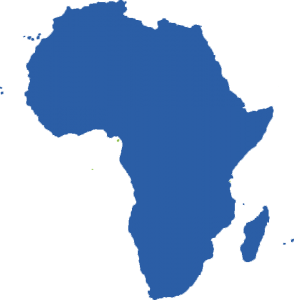 South Africa Shape