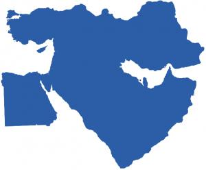Middle East Shape