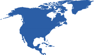 North America Shape