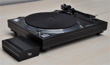 Technics SL1210 Turntable Black