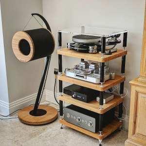 Astute loudspeaker