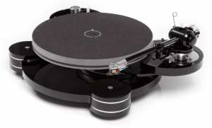 resolution turntable with illustrious tonearm