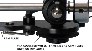 vertical-tracking-angle-adjuster-arm-plate