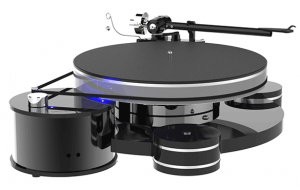 resolution turntable with zephyr tonearm