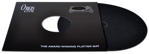 Turntable Platter Mat best