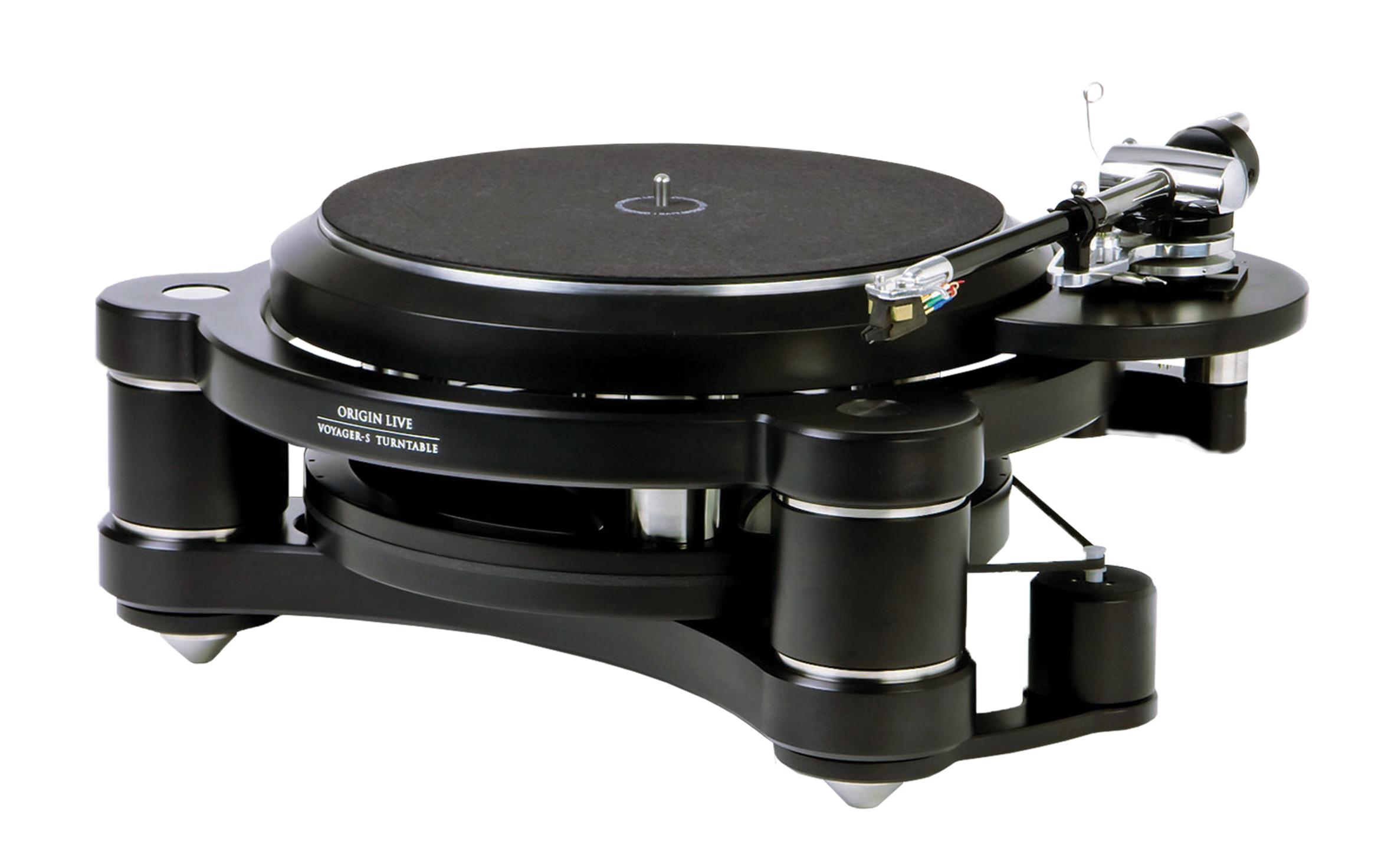 Origin Live Voyager Turntable thumbnail link to turntable hi-fi products