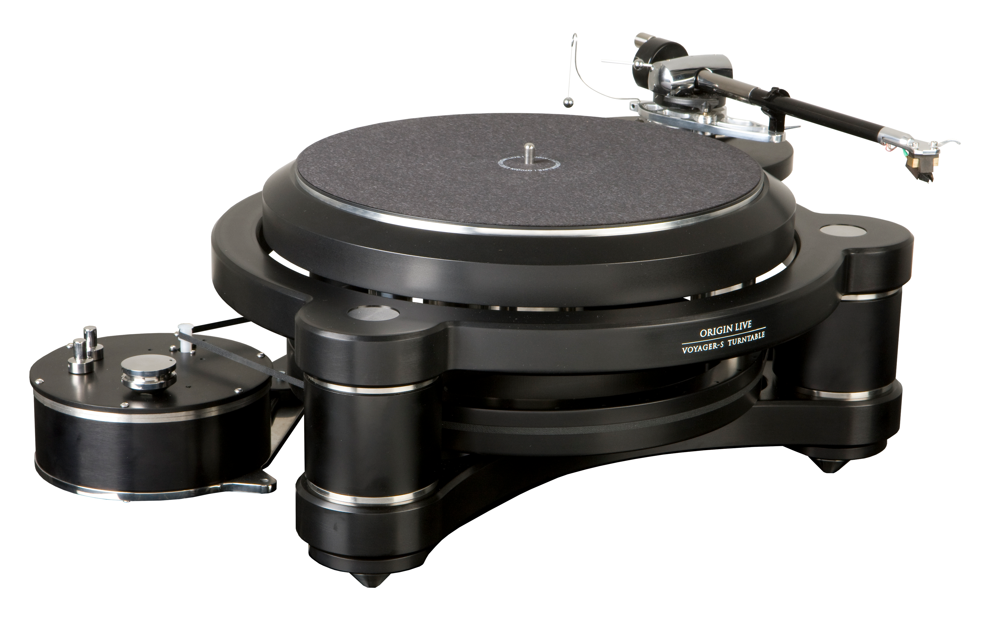 Origin Live Voyager Turntable image for Turntable hi fi product range
