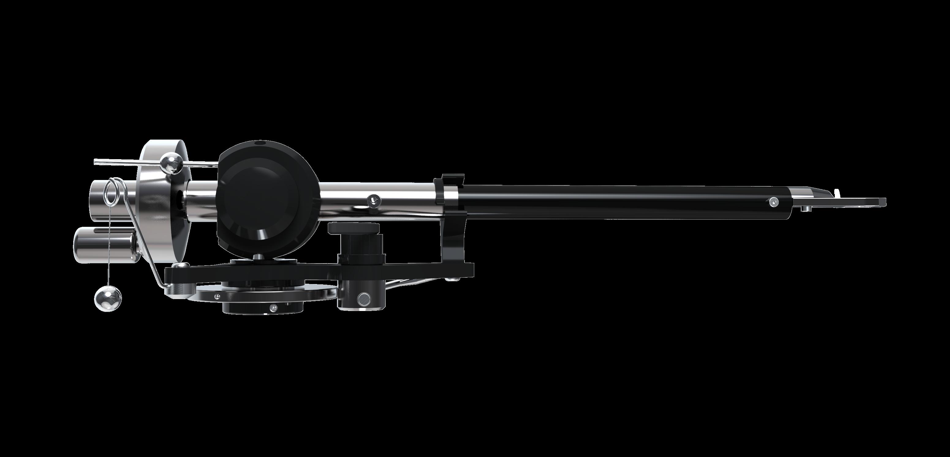 tracking tonearm - illustrious tonearm - side shot