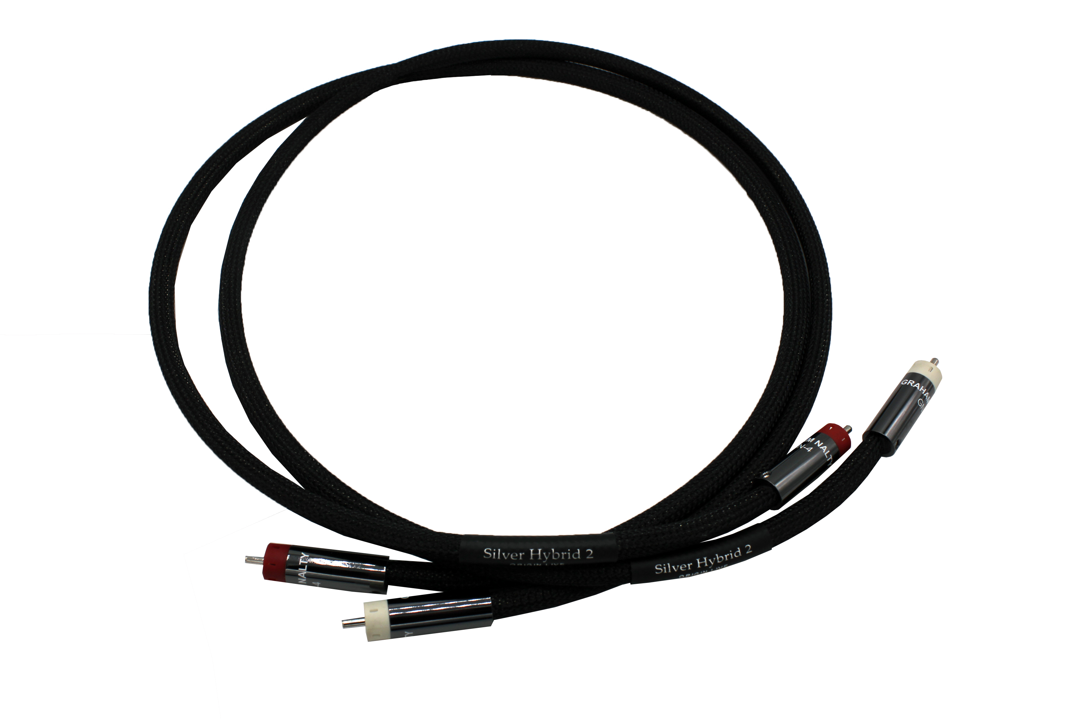 Leading interconnect cable